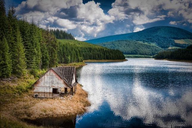 Озера_Румынии